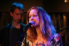 Sängerin Jeschi Paul in Stuttgart im BIX 1