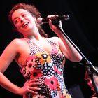 Sängerin Marta Miranda Stuttgart OpenAir
