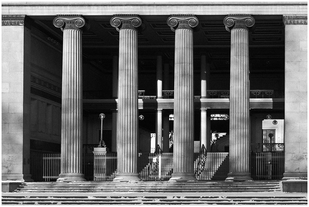 Säulen des Wissens