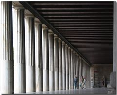 säulen gereiht #1
