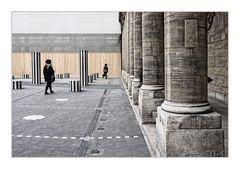 Säulen in Paris