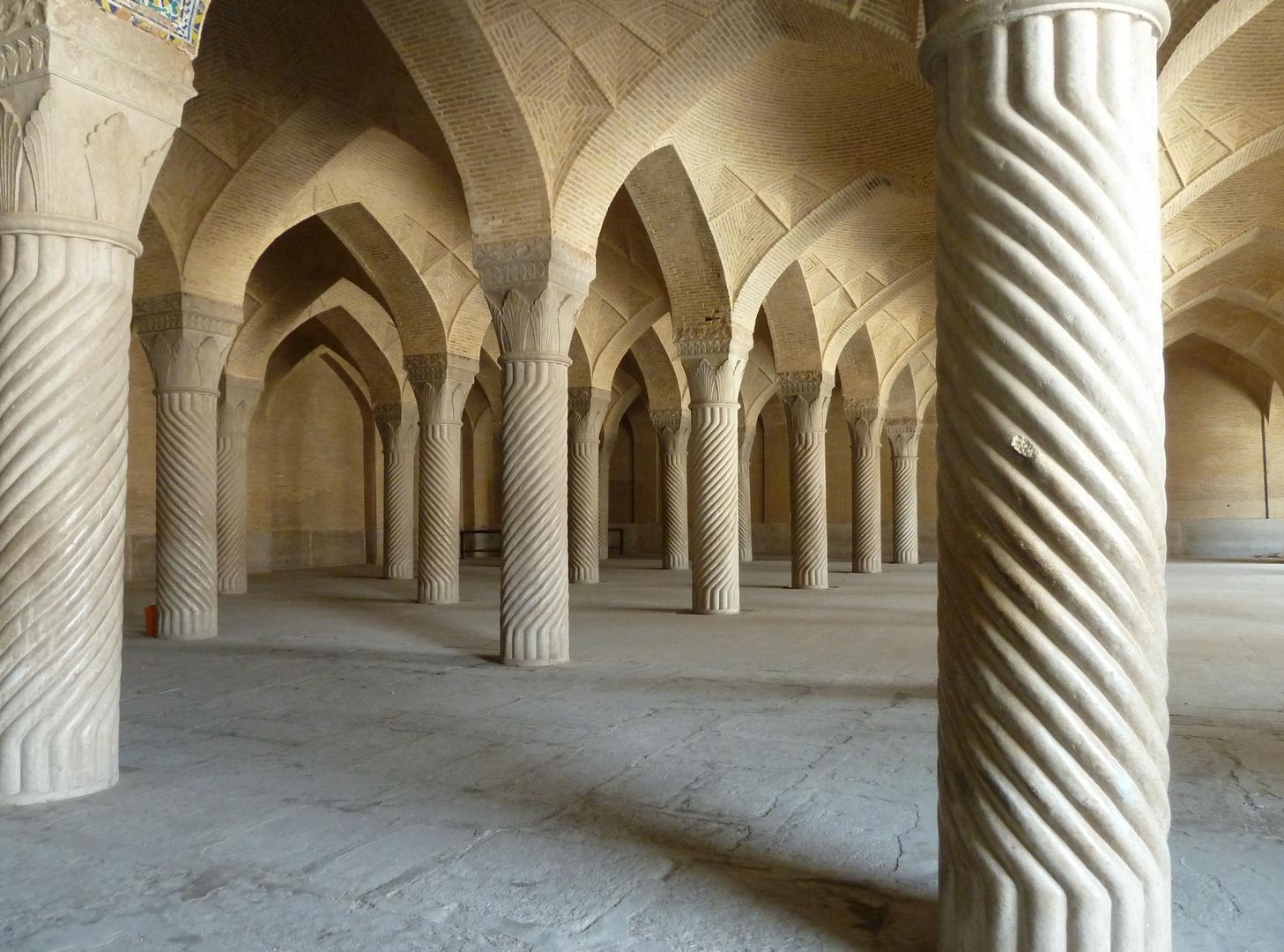 Säulen in Shiraz