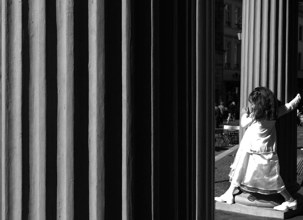 Säulenengel