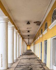 säulengänge.....