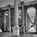 Säulengalerie ...