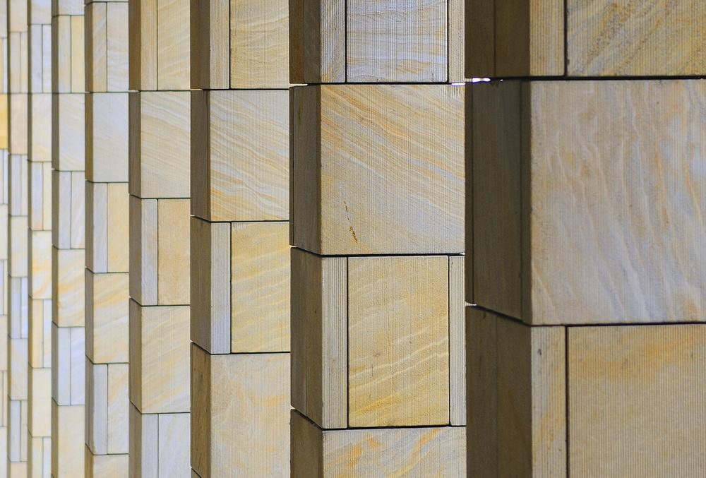 Säulengang Kunsthalle Schirn