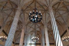Säulenhalle der Lonja