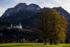 Säuling (2.047 m) mit Schloss Neuschwanstein