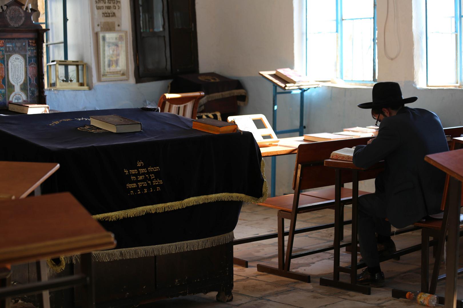 Safed, Synagogue friday