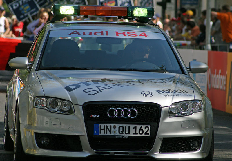 Safety Car Audi DTM-2007 Düsseldorf