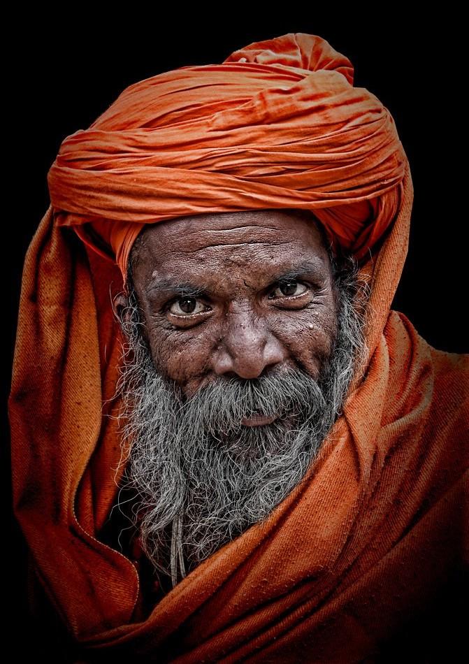 saffron is my colour........