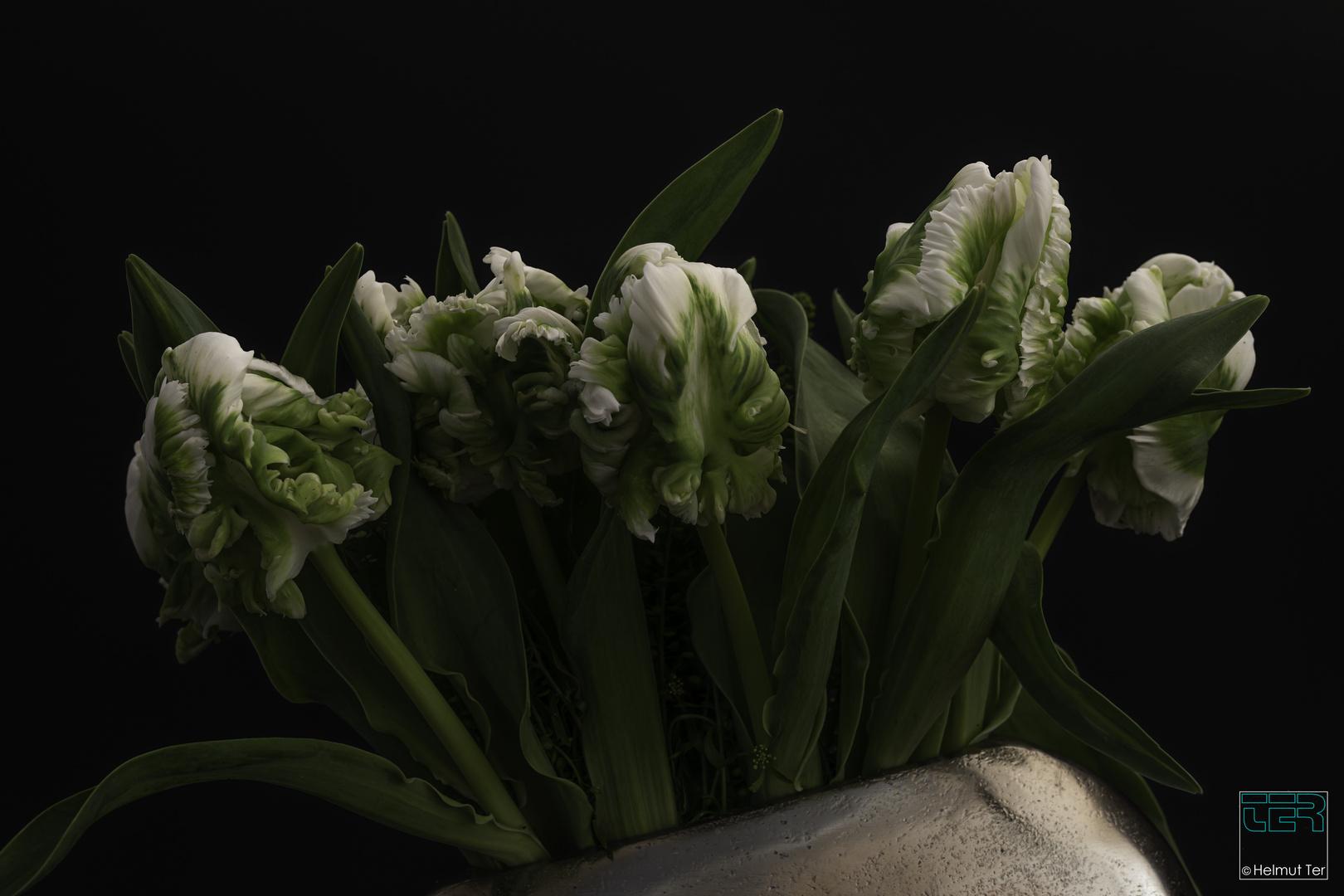 Sag' es mit Blumen.