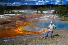 Sagenhafter Yellowstone NP