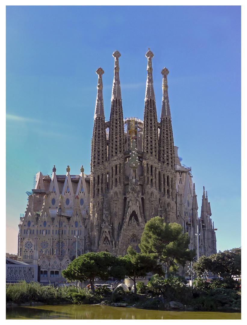 Sagrada Família 2014