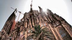 Sagrada Familia Barcelona 2