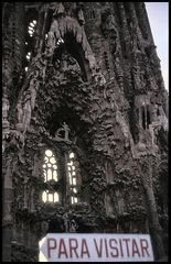 Sagrada Familia church.
