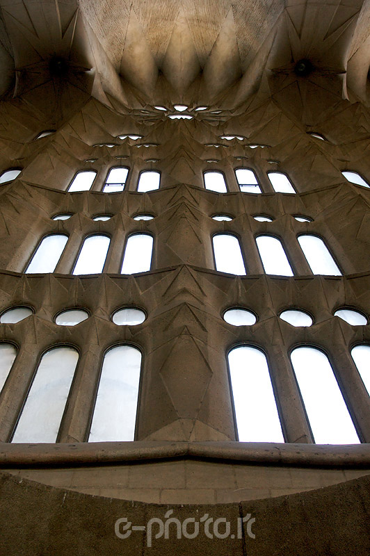 Sagrada Familia - detail