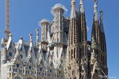 Sagrada-Familia - die Unvollendete!
