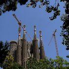 Sagrada Familia - erste Annäherung