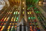 Sagrada Familia - Glasfassade