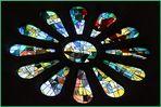 """""""Sagrada Familia"""" Kirchenfenster 2"""