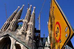 Sagrada famillia, barcelone