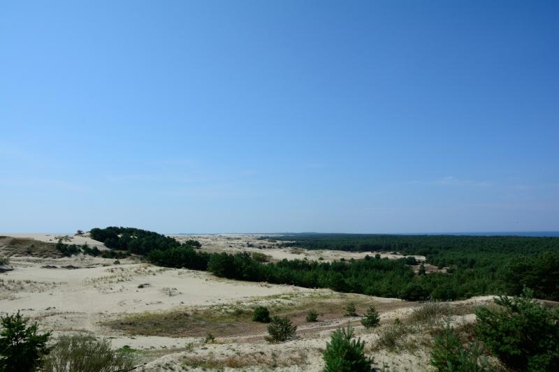 Sahara auf der Kurischen Nehrung