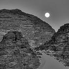Sahara - Mond
