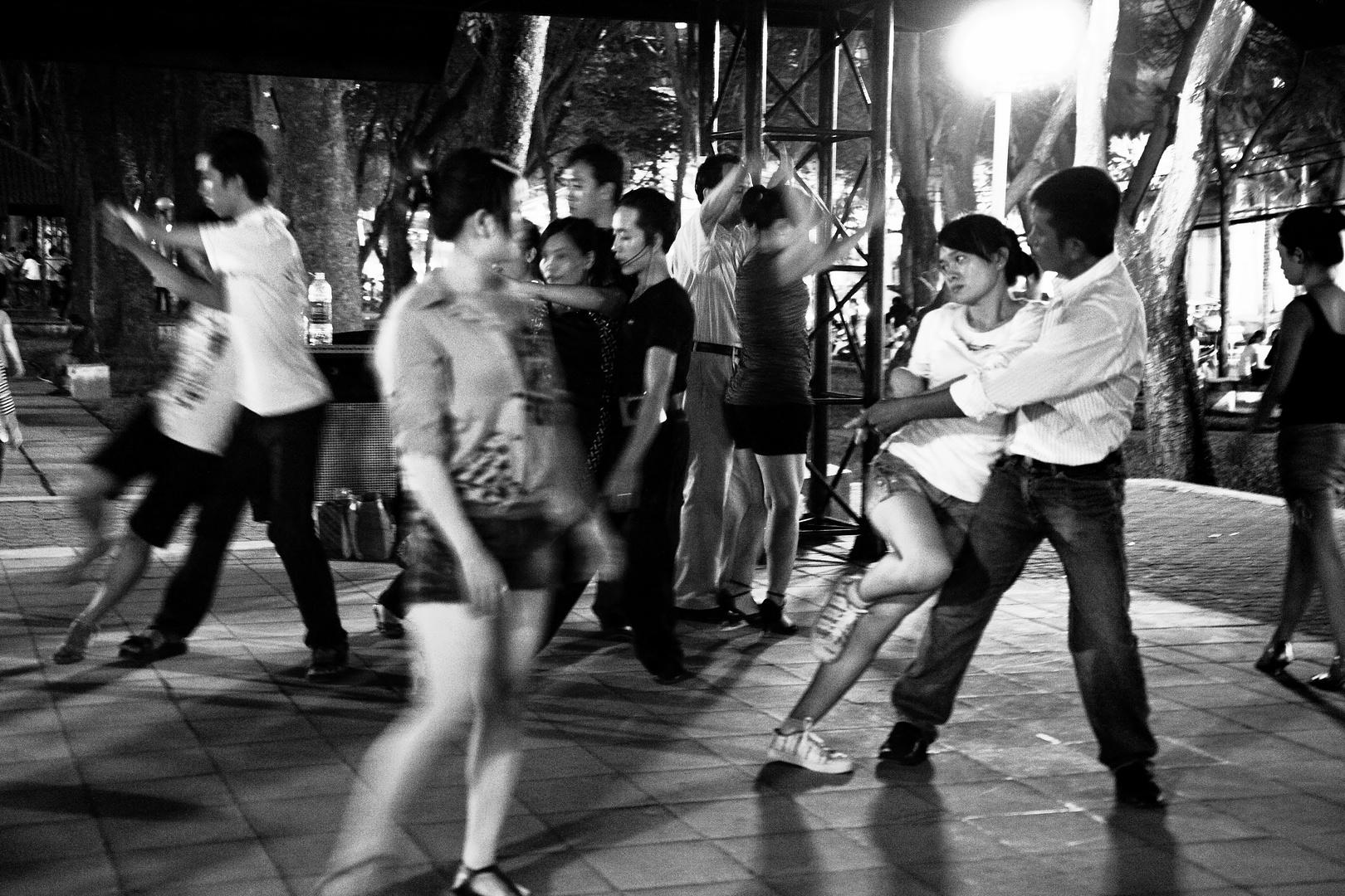 Saigon Night Dancers