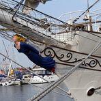 Sail 2015 - Christian Radich - Gallionsfigur