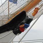 Sail 2015 - Esmeralda - Gallionsfigur