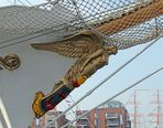 Sail 2015 - Gloria - Gallionsfigur