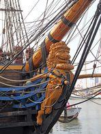 Sail 2015 - Götheborg, Gallionsfigur