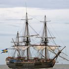 Sail 2015 - Götheborg, Handelsschiff