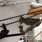 Sail 2015 - Guayas - Gallionsfigur