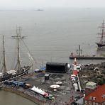 Sail 2015 - Kruzenshtern - Sedov