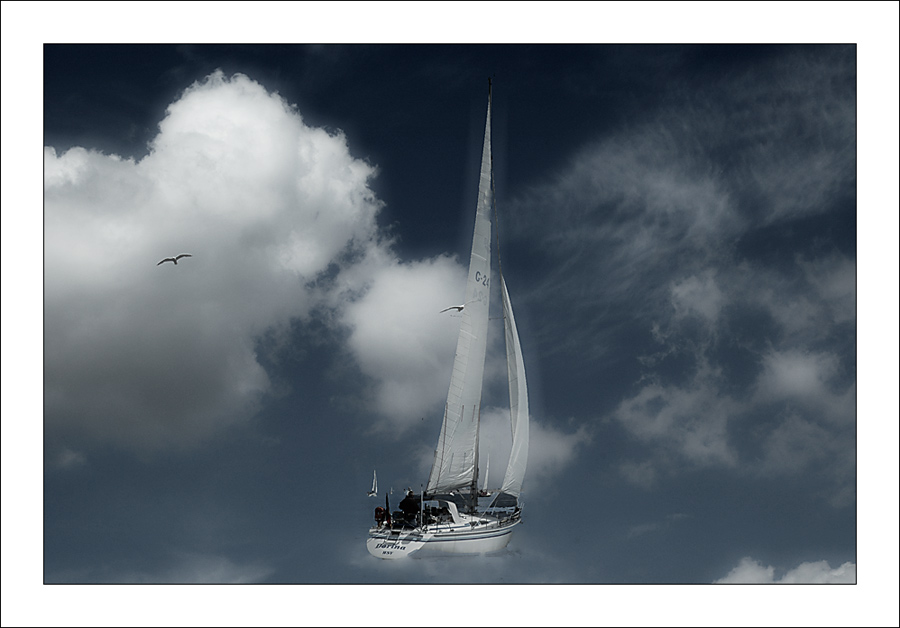 - Sail to cloud -