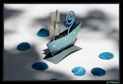 ** sailing **