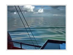 Sailing with the Courier (on the Ijzelmeer IV) NL