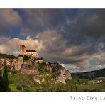 Saint Cirq Lapopie....