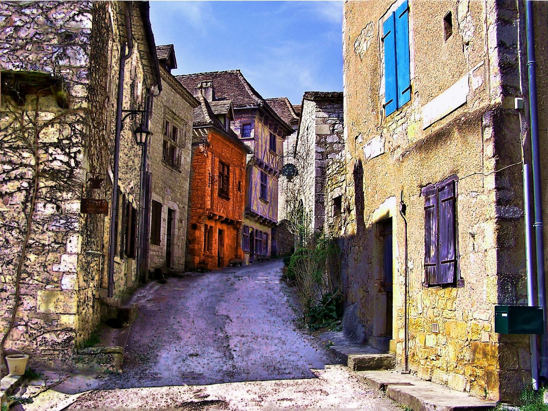 Saint-Cirq Lapopie (France)