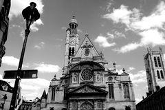 Saint-Etienne du Mont .....