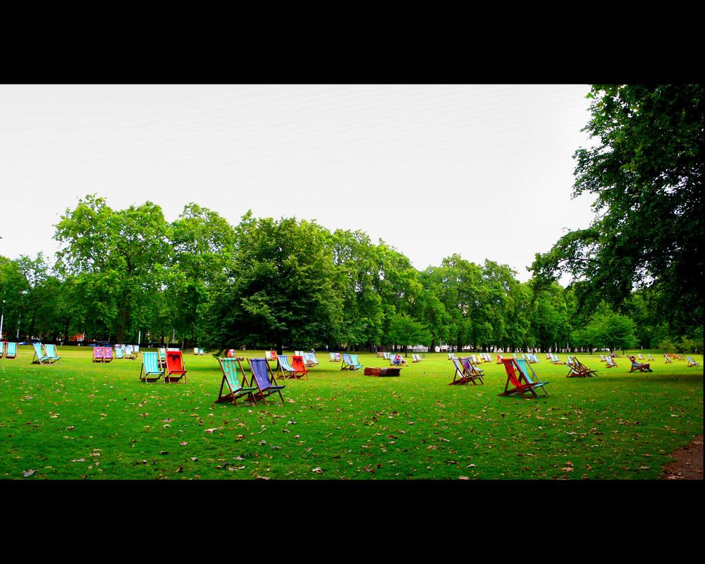 Saint James Parc, London