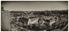 Saint-Jean-du-Grund et l'Abbaye de Neumunster