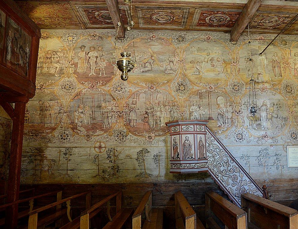 Saint Leonard Kirche in Lipnica Murowana 2