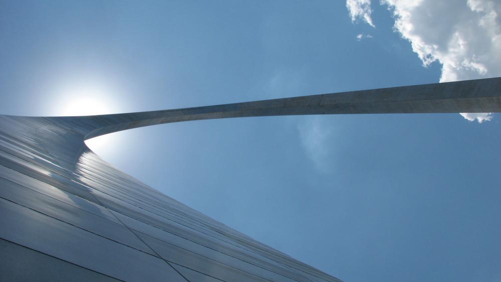 Saint Louis Gateway Arch , Missouri