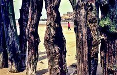 Saint Malo am Strand.          ..120_1644