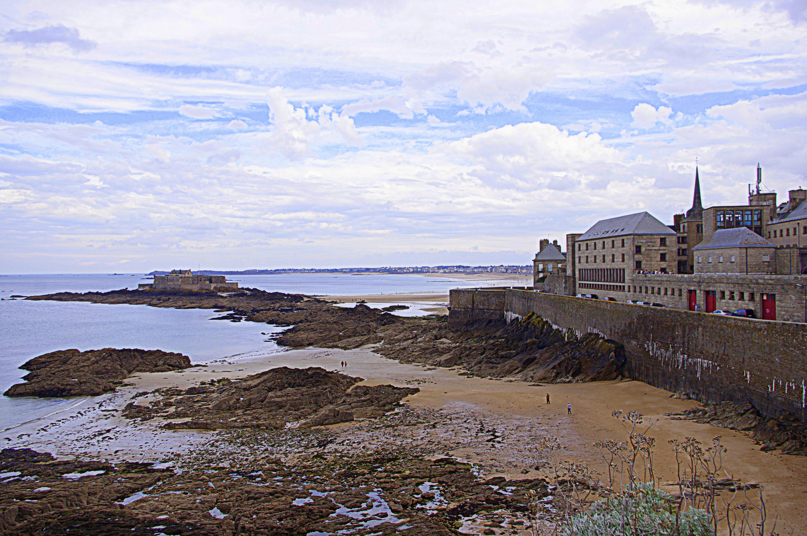 Saint-Malo, Bretagne ....