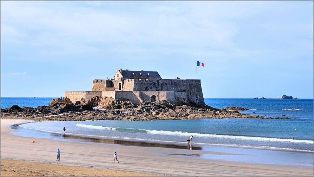 Saint Malo - Fort National