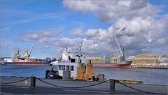 Saint Malo - Im Hafen (2)